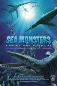 Monstres des mers : Une aventure préhistorique 3D