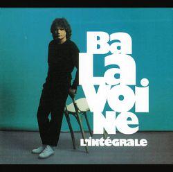 Daniel Balavoine - L'intégrale