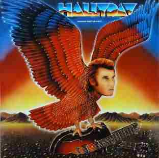Johnny Hallyday - Quelque part un aigle