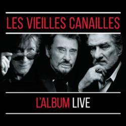 Jacques Dutronc, Johnny Hallyday & Eddy Mitchell - Les Vieilles Canailles Le Live