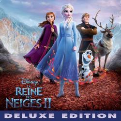 La Reine des Neiges 2 (Bande Originale Française du Film Deluxe Edition)