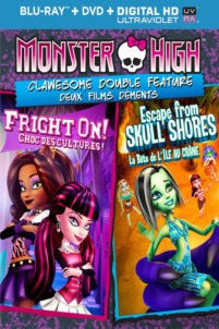 Monster High : Clawesome Double Feature