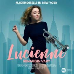 Lucienne Renaudin Vary - Mademoiselle in New York