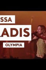 Vanessa Paradis à l'Olympia