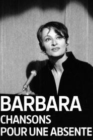 Barbara Chansons pour une absente