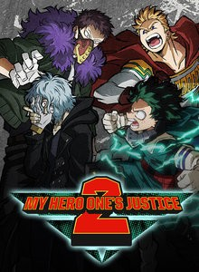 My Hero : One's Justice 2