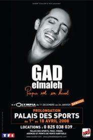 Gad Elmaleh – Papa est en haut