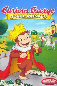 Georges Le Petit Curieux – Singe Royal