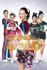 Des pom-pom girls en or