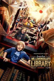 L'Incroyable Bibliothèque de M. Lemoncello