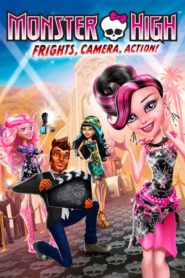 Monster High : Frisson caméra action!