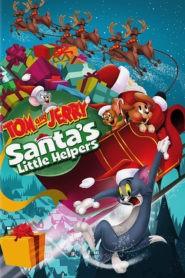 Tom et Jerry – Droles de lutins pour le père Noel