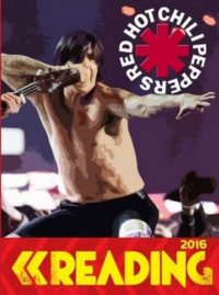 Red Hot Chili Peppers – Live at Reading Festival 2016