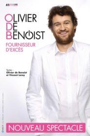 Olivier de Benoist – Fournisseur d'excès