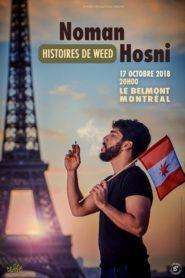 Noman Hosni – Histoires de Weed