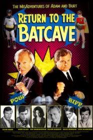 Dans la grotte de Batman