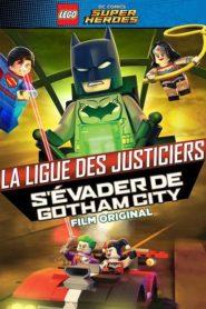 LEGO DC Comics Super Heroes la Ligue des justiciers : S'évader de Gotham City