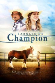 A Horse Story (Paroles De Champion)