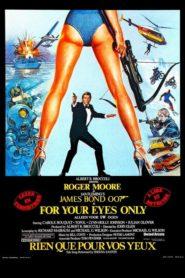 James Bond – Rien Que Pour Vos Yeux