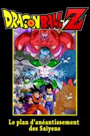 Dragon Ball Z – Le Plan d'anéantissement des Saïyens