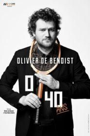 Olivier De Benoist : 0-40 Ans