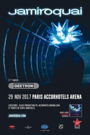 Jamiroquai – AccorHotels Arena