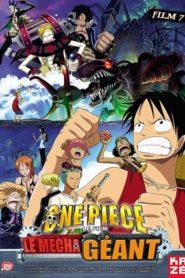 One Piece film 7 : Le Soldat mécanique géant du château Karakuri