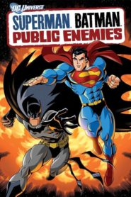 SuperMan / Batman : Ennemis publics