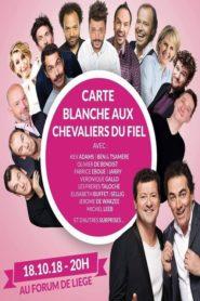 Festival International du Rire de Liège – Carte Blanche Aux Chevaliers Du Fiel