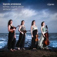 Akhtamar Quartet - Légende arménienne