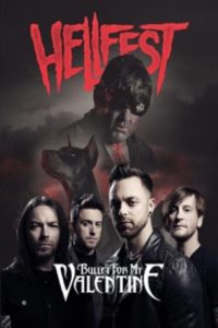 Bullet For My Valentine au Hellfest 2018