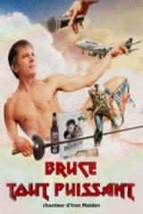 Bruce tout puissant chanteur d'Iron Maiden
