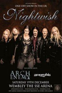 Nightwish : Live at Wembley Arena – London