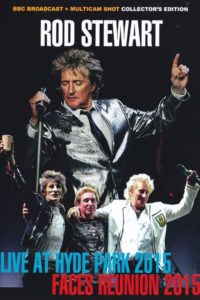 Rod Stewart – Live in Hyde Park