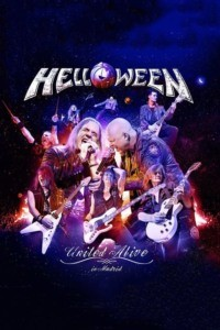 Helloween : United Alive in Madrid