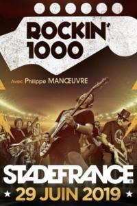Rockin'1000 – Stade de France Paris 2019