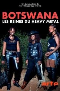 Botswana les reines du heavy metal