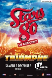 Stars 80 -Triomphe