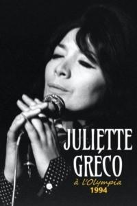 Juliette Gréco à l'Olympia 1993