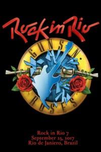 Guns N' Roses : Rock in Rio 2017