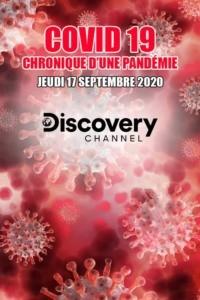 Covid-19 – chronique d'une pandémie