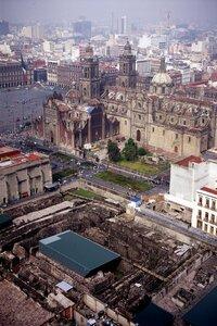 Tenochtitlan Capitale de l'empire aztèque
