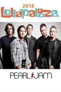 Pearl Jam : Lollapalooza Brazil 2018