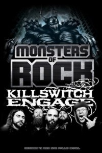 Killswitch Engage – Live at Monsters of Rock Brasil