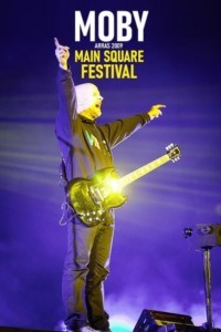 Moby – Live At Main Square Festival