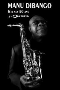 Manu Dibango fête ses 80 ans à l'Olympia de Paris
