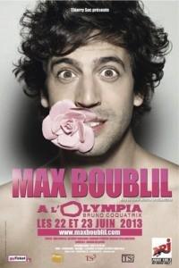 Max Boublil – En Sketches Et En Chansons