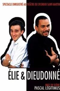 Elie et Dieudonné – Au Théâtre du Splendid Saint-Martin