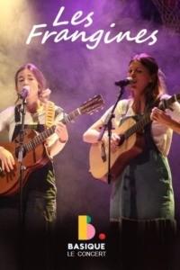 Les Frangines – Basique le concert
