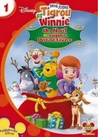 Mes amis Tigrou et Winnie: Un Noël de Super Détectives